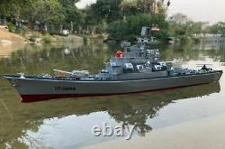 1250 Scale Remote Control Battleship Warship Boats Large Rc Ship Electric Simul