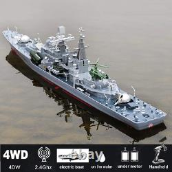 1275 Scale 31Inch Large Remote Controlled Warship Battleship RC Ship On Lakes