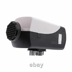 12V 5KW Diesel Air Heater withLCD Monitor Remote Control For Car Boat Truck SUV US