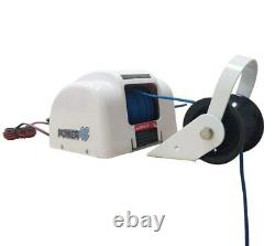 12V AutoDepoly Wireless Remote Control Anchor Winch 45 lb Saltwater Boat Pontoon