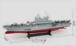 1350 Scale Remote Control Warship Battleship Boats Large RC Ship Electric Toy