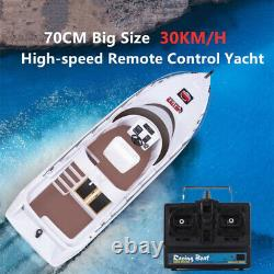 27.5 Large 2.4G Remote Control Speed boat Cruise Ship Yacht RC Boat