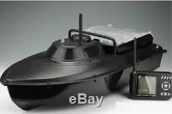 2BS Remote Control Sonar Wireless Fish Finder Fishing Bait Boat Update from 2B