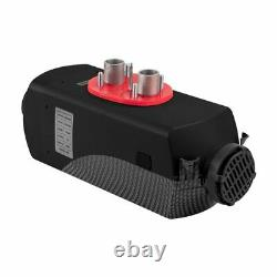2KW 12V Air diesel Heater withRemote Control For Vehicle Cars Trucks Boats Bus