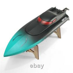 2.4GHz Electric RC Remote Control Speed Ski Boat Fast Ship RTR Model Vehicle