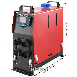 5000W Diesel Air Heater All in 1 5KW 12V Remote Control Truck Boat Motor-Homes