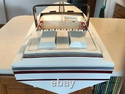 54 Inch Long Scarab Fiberglass Hull For Remote Control Boat
