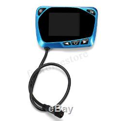 5KW 12V Air Diesel Heater LCD Monitor Remote Controller For Trucks Boats Bus Car
