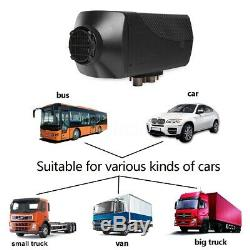 5KW 12V Air diesel Heater Remote Control For Motor-homes Trailer Trucks Boats