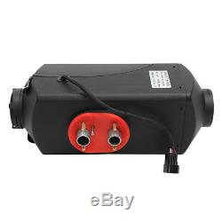 6KW 12V Diesel Air Heater 10L Tank LCD Remote Control For Truck Boat Car Trailer