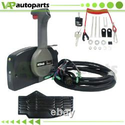 703-48205 Boat Marine Outboard Remote Control Box for Yamaha Push Throttle 10 P