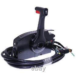 881170A20 Boat Motor Side Mount Remote Control Box With 8 Pin for Mercury PT