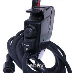 881170A7 Boat Motor Side Mount Remote Control Box With 7 Pin for Mercury PT
