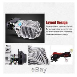 8KW 12V Diesel Air Heater Quiet LCD Thermostat with Remote Control Car Truck Boat
