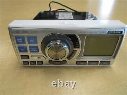 Alpine Stereo Cda-118m CD Receiver With Built In Amplifier Head Unit Marine Boat