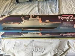 Billing Boats 598 Flyvefisken The Flying Fish P550 150 Scale Remote Control Rc