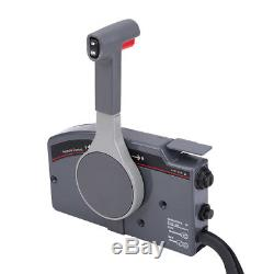 Boat Outboard Engine Side Mount Remote Control Box + 10 Pin for Yamaha 703