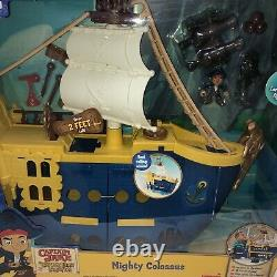 Captain Jake and The Neverland Pirates Mighty Colossus