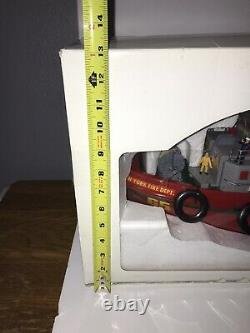 Dickie Spielzeug New York Fire Dept Radio Control RC Boat Remote Control Toy