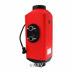 Diesel Air Heater 12V 8KW LCD Thermostat & Remote Control 10L For Truck Boat Car