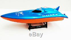 Double Horse Radio Remote Control RC Racing Speed Boat Twin Motor 40Km/Hour 7002