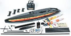 Eclipse 1M RTR RC Sailboat Remote Control Ready Run Boat Tall Ship Display NEW