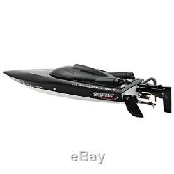 FeiLun FT011 2.4G RC Racing Boat Radio Remote Control 55km/H Brushless Motor