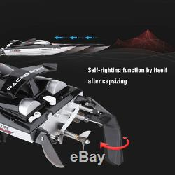 FeiLun FT012 50km/h Racing Boat Speedboat Toy 2.4GHz Remote Control Ship