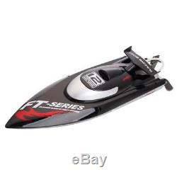 Feilun FT012 2.4G 4CH Remote Controlled RC Brushless Racing Boat High Speed 45km