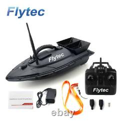 Fish Finder 1.5kg Loading Remote Control Fishing Tool Bait Boat Toy Gift USSTOCK