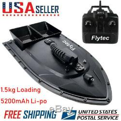 Fish Finder 1.5kg Loading ability 500m Remote Control Fishing Bait Boat RC Boat