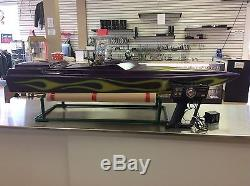 Gas Powered Remote Control Boat