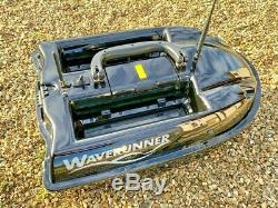 Great Condition Waverunner MK4 Bait Boat + Toslon TF640 & More