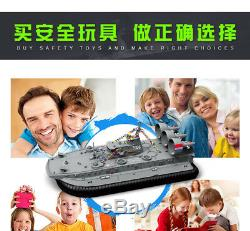 HG-C201RC Watercraf/military Brushless 1110 hovercraft ship Remote Control Boat