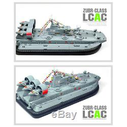 HG-C201 1/110 2.4G RC Hovercraft Kit Remote Control Speed Boat With Sound&Light
