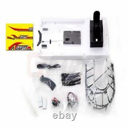 High Speed Swamp Dawg Rc Air Boat Kit Combo 1 Remote Control Toys Beach Water