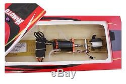 Himoto Crosswinds 1/6 Scale Brushless ARTR RC Remote Control Racing Boat