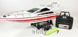 IN STOCK SALE Heng Long Atlantic Yacht Remote Control RC Racing Speed Boat Toy