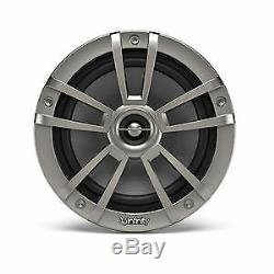Infinity 822MLT Reference 8 Coaxial Marine Boat ATV LED Speakers! (Open Box)