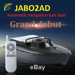 JABO-2AD automatic navigation Fishing Tackle Bait Boat 300M Remote Control Boat