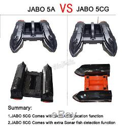 JABO-5A Lure Fishing Tackle Carp Bait Boat Remote Control Wireless Fishing parts