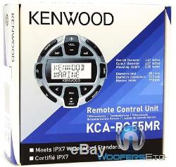 KENWOOD KCA-RC55MR MARINE BOAT WIRED REMOTE CONTROL FOR SELECT STEREO HEADUNITS