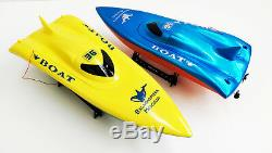 Killer Whale RADIO REMOTE CONTROL RACING BOAT HIGH SPEED 380 MOTOR RC JET BOAT