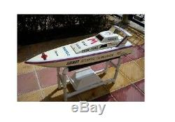 LARGE Remote Control RC Wireless Fishing Bait Boat Speedboat cargo ship Finder