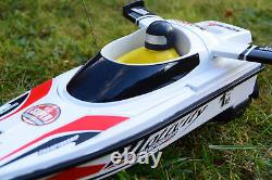 Large Stormman Thunder Radio Remote Control Boat Racing Speed Boat