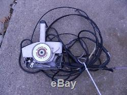 Lot Boat Evinrude Throttle Shift Remote Control Box Cable Motor Outboard Parts