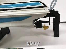 Megatech Caribbean Cruiser RC Remote Control Boat Speed boat 25 MPH with box