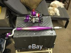 Modified Remote Control Boat Engine Package