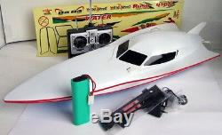 NEW RTR RC Remote Control SYMA Stealth RS 7000 Racing Sport Speed Boat Yacht