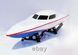 NEW! R/C Remote Radio Controlled Syma White Stealth RC FAST Racing Speedboat